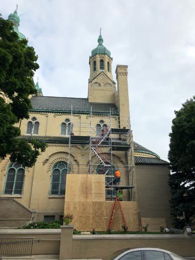 The Renovation Has Begun!
